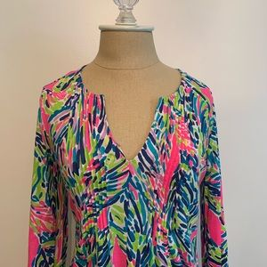 Lilly Pulitzer Tops - Lilly Pulitzer Sarasota Tunic
